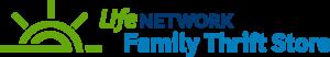 life network family thrift store logo