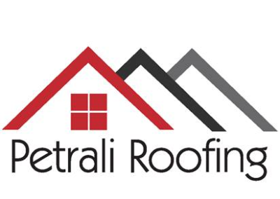 Petrali Roofing Logo, Color
