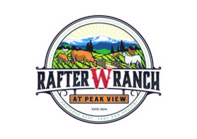 Rafter W Ranch Logo, Color (1)
