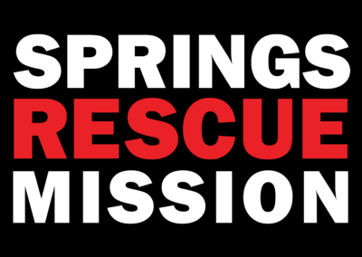 Springs Rescue Mission Logo, Color
