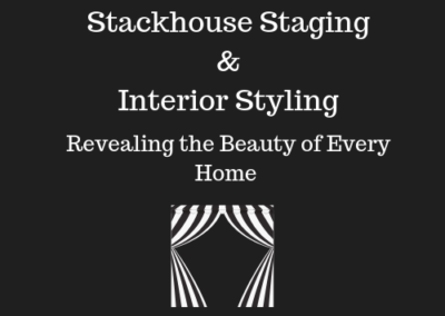 Stackhouse Staging and Interior Styling Logo